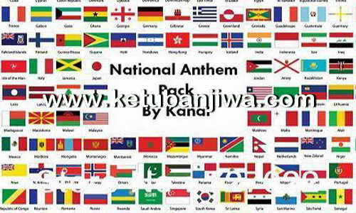 PES 2017 National Anthem Pack v3 by Kanat Ketuban Jiwa