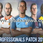PES 2017 PES Professionals Patch 2.2 + Fix Update