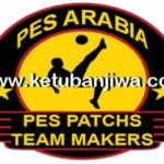 PES 2017 PESArabia Patch 1.0