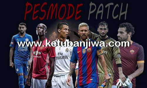 PES 2017 PESMode Patch For PC Ketuban Jiwa
