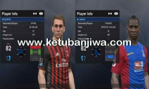 PES 2017 PTE Patch 4.2 Winter Transfer Update