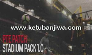 PES 2017 PTE Patch Stadium Pack 1.0 + Update 1.0.1