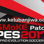 PES 2017 SMoKE Patch 9.3.1 Update Fix