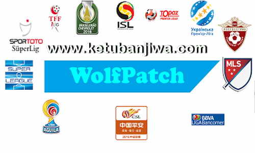 PES 2017 Wolf Patch v2.0 AIO Ketuban Jiwa