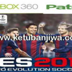 PES 2017 XBOX360 TheViper12+The Chilean Way Patch 5.0