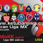 PES 2017 Liga MX Addon For SMoKE Patch 9.3.2