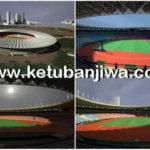 PES 2017 New Stadium Gelora Bung Karno by Zikint
