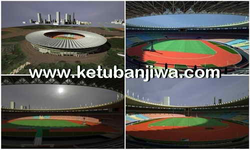 Download PES 2017 New Stadium Gelora Bung Karno by Zikint Ketuban Jiwa