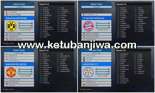 Download PES 2017 Option File Update For PTE Patch 5.0 by Budi Parmana Putra Ketuban Jiwa