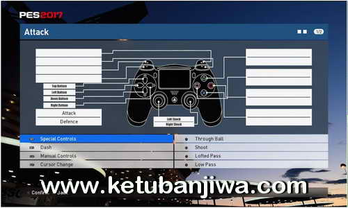 Download PES 2017 PS4 Gamepad For PC by Ramin_cpu Ketuban Jiwa