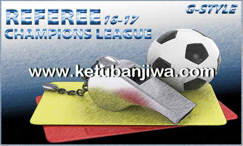 Download PES 2017 Referee Champions League Pack Season 16-17 by G-Style Ketuban Jiwa