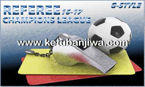 Download PES 2017 Referee Champions League Pack Season 16-17 by G-Style Ketuban Jiwa