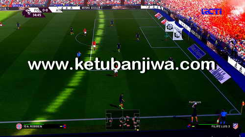 Download PES 2017 SweetFX For High and Low PC by Mohamed Sameh SS2 Ketuban Jiwa