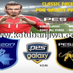 PES 2017 Classic Facepack For PESGalaxy Patch 2.01