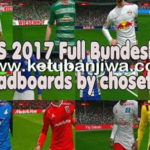 PES 2017 Full Bundesliga Adboards by Chosefs