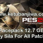 PES 2017 New Mega Facepack 3360 Faces by Sila