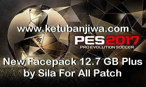 PES 2017 New Mega Facepack 3360 Faces Update 25 March 2017 by Sila