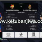 PES 2017 Classic Option File PES Professionals 2.2
