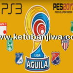 PES 2017 PS3 Liga Aguila Option File