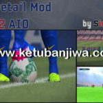 PES 2017 PS4 Detail Mod v2 AIO For PC by Sinestro19