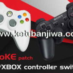 PES 2017 SMoKE PS3 / XBOX Controller Switcher Button
