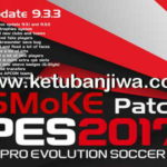 PES 2017 SMoKE Patch 9.3.3 Single Link