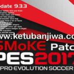 PES 2017 SMoKE Patch 9.3.3 Single Link