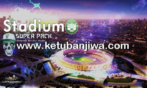 PES 2017 Stadium Super Pack by Ali Nabil Ketuban Jiwa