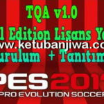PES 2017 TQA Trial Edition My Club License Patch v1.0