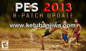 PES 2013 R-Patch AIO + Fix Update Season 2017