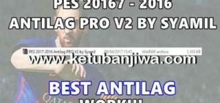 PES 2016 + PES 2017 Antilag Pro v2 by Syamil Ketuban Jiwa