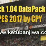 PES 2017 CPY Crack Fix 1.04 For PESGalaxy Patch 3.00