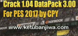 PES 2017 CPY Crack Fix 1.04 + DLC 3 For PESGalaxy Patch 3.00 Ketuban Jiwa