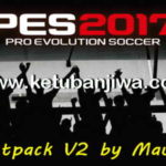 PES 2017 ChantPack v2 AIO by Mauri_d