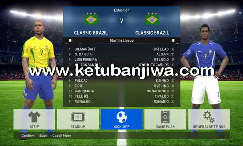 PES 2017 Classics Era Teams 3.1 by Fast Eagle Ketuban Jiwa