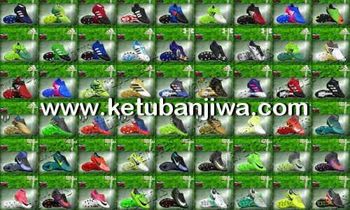 PES 2017 New Bootpack 100 Boots v2 AIO by Oxarapesedit Ketuban Jiwa