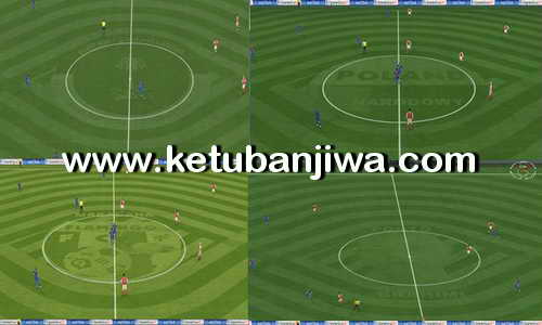 PES 2017 New Flooring by LE Wyliam Ketuban Jiwa