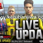 PES 2017 New Tactic + Formation Live Update 06.04.2017