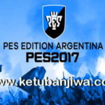 PES 2017 PES Edition Patch v1.0