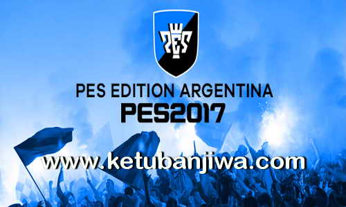 PES 2017 PES Edition Patch 1.0 Ketuban Jiwa