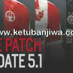 PES 2017 PTE Patch 5.1 Update Single Link