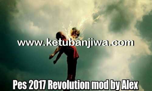 PES 2017 Revolution Mod 5.0 GamePlay by Alex Ketuban Jiwa