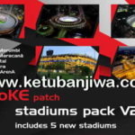 PES 2017 SMoKE Stadiums Pack v2