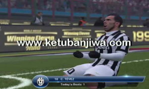PES 2017 Test GamePlay by Harlock