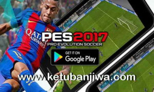 PES 2017 Game Android + Data Mod