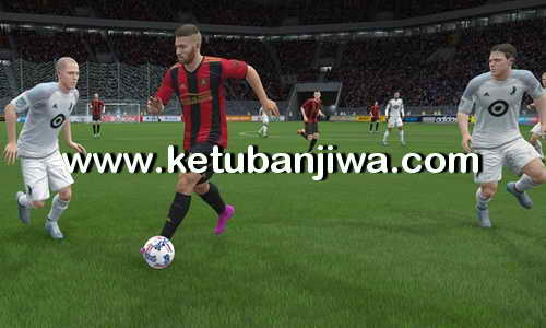 FIFA 16 MXTRA 17 v1 Season 2017 Single Link Ketuban Jiwa