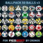 PES 2017 Ballpack 50 Balls v3 by cRoNoS