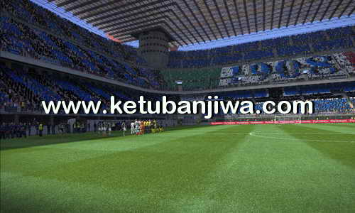 PES 2017 Evolution Turf by Sofyan Andri Ketuban Jiwa