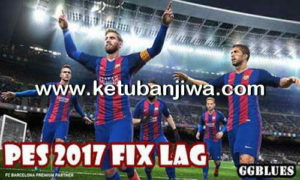 PES 2017 Fix Lag by GgBlues