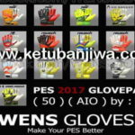 PES 2017 Full HD 50 Glovepack 1.0 AIO by Wens